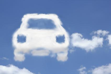 Der Artikel wirbt für Hybridfahrzeuge