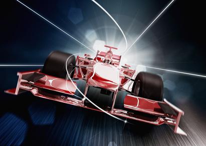 Verkaufserfolg mit viel PS - Sponsoring in der Formel-1