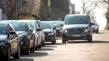 Einfacher und sicherer Parken