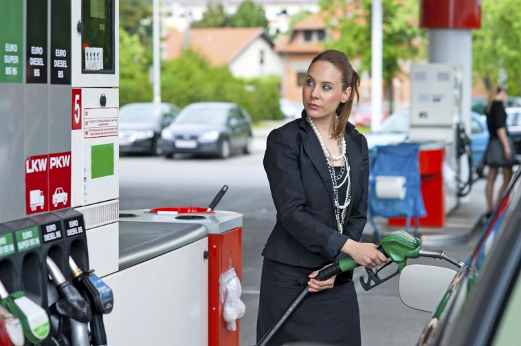 Kraftstoffverbrauch verringer