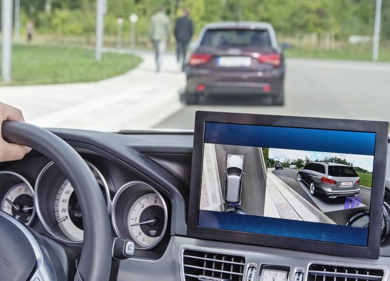 Sicherheit mit Fahrerassistenzsystem