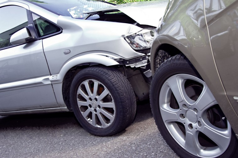Verhalten beim Verkehrsunfall