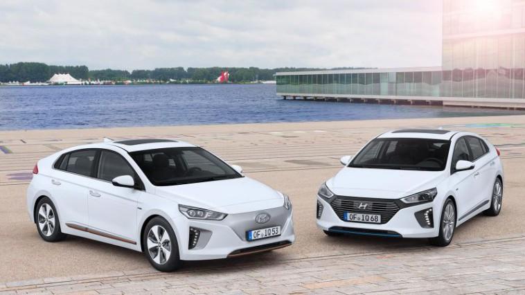 Die Ioniq-Reihe von Hyundai
