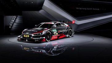 Weltpremiere in Genf: der neue Audi RS 5 DTM
