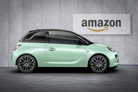 Opel erster deutscher Hersteller mit digitaler Autovermarktung via Amazon.de