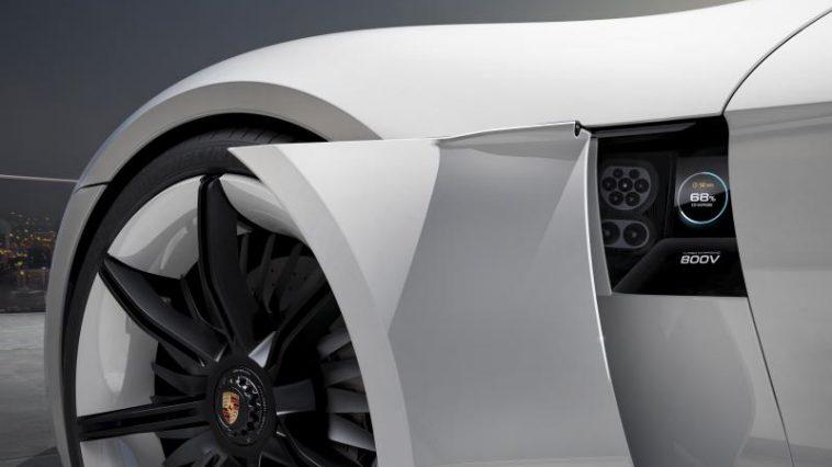 Porsche: Zukunftsträchtige 800-Volt-Technik für die Serie