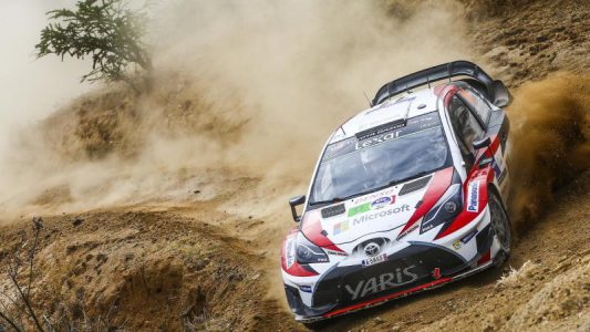 Toyota GAZOO Racing besteht Härtetest bei der Rallye Mexiko